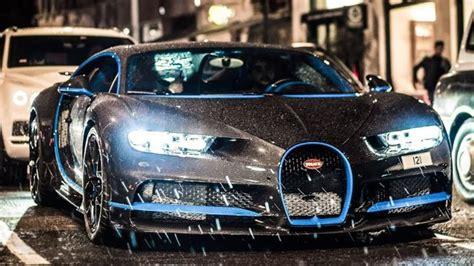Bugatti Chiron And Its 0,000 Paint Job
