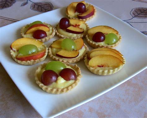 les recettes de la cuisine de asmaa les tartelettes aux fruits de saison les délices de la