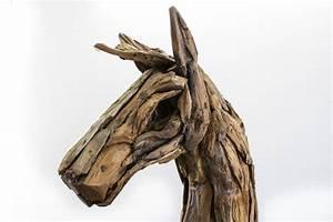 Pferdekopf Aus Holz : pferdekopf aus recyceltem holz der tischonkel ~ A.2002-acura-tl-radio.info Haus und Dekorationen