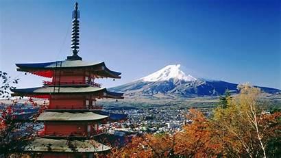 Japan Kyoto Japanese Wallpapers Desktop Mount Travel