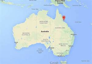 Where Is Great Palm Island On Map Australia