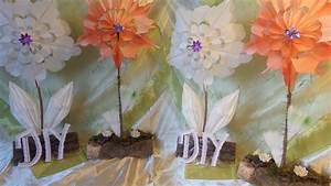 Blume Aus Frühstückstüten : diy 2 deko blumen aus papier fr hst ckst ten basteln f rben upsycling by diy kekaplauderei ~ Eleganceandgraceweddings.com Haus und Dekorationen
