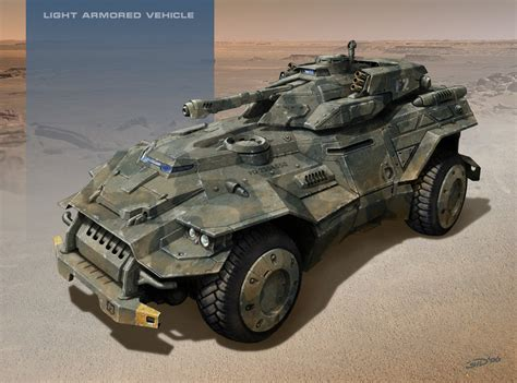 concept armored vehicle light armored vehicle by sid75 on deviantart sci fi