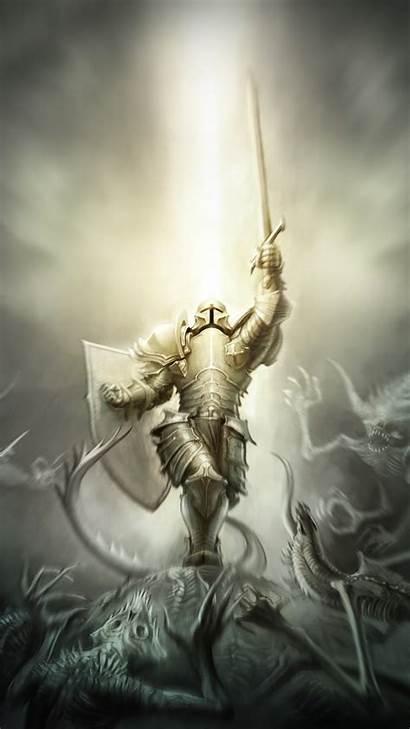 Crusader Diablo Armor