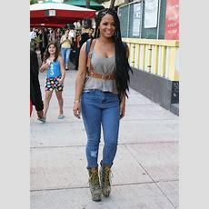 Christina Milian In Jeans 27 Gotceleb