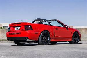 Ford Mustang Shelby Cobra Convertible Terminator - CCW D110 Wheels
