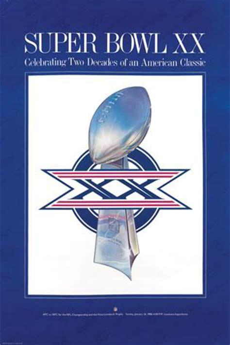 25 Excellent Super Bowl Poster Designs