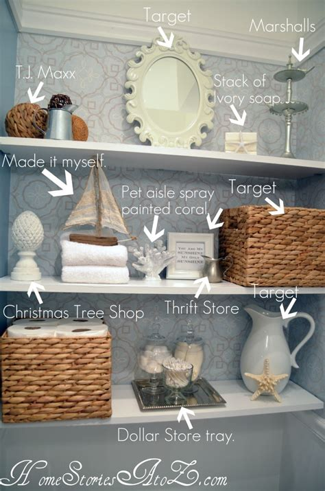 Decorating Bookshelves With Baskets by How To Decorate Shelves Home Stories A To Z