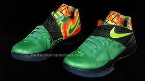 Nike Zoom KD 4 Weatherman – Foot Locker Blog