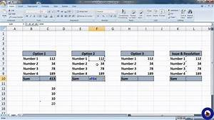 Excel Formula Sum   How To Add In Excel