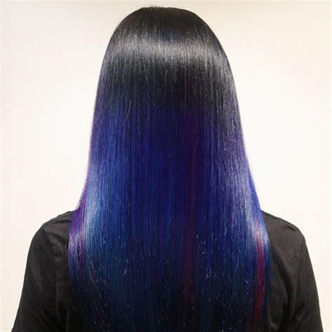 blue moon hair colors ideas