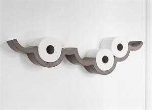 Etagere Papier Toilette : etag re papier toilette b ton l tag re b ton etag re design etag re nuage ~ Teatrodelosmanantiales.com Idées de Décoration