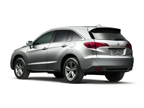 2015 Acura Rdx Price Photos Reviews Features