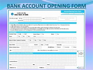 bank account opening and online banking With documents you need to open a bank account