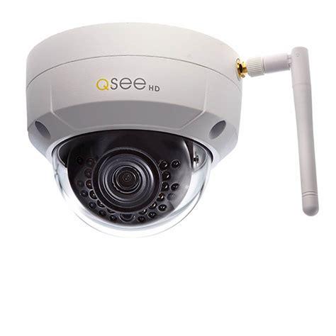 indooroutdoor mp wi fi dome security camera
