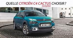 Quelle Berline Choisir : quelle citro n c4 cactus restyl e choisir ~ Gottalentnigeria.com Avis de Voitures
