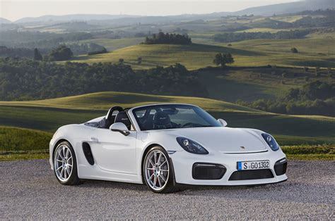 porsche boxster 2016 porsche boxster reviews and rating motor trend canada
