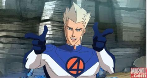 Fantastic Four Cartoon Openings