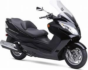 Suzuki An250  An400  An650 Factory Service  U0026 Shop Manual