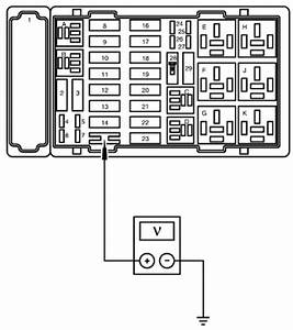 Ford E250 Fuse Box Diagram