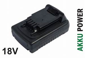 Batterie Black Et Decker 18v : batterie pour black et decker 18v a1118l a1518l glc2500 66 ~ Dailycaller-alerts.com Idées de Décoration