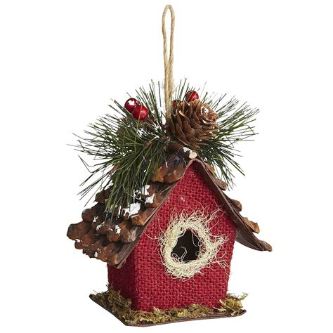 bird house ornament craft ideas christmas ornaments