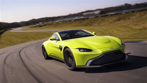 2019 Aston Martin Vantage Wallpapers & Hd Images Wsupercars