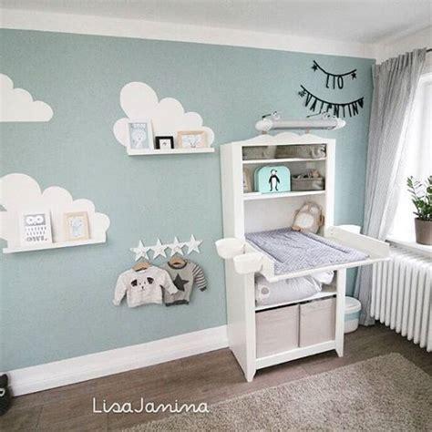 Wandgestaltung Kinderzimmer Jungen by Die Besten 25 Babyzimmer Jungen Ideen Auf