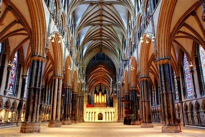 Cathedral Lincoln Nave Far Accounts Mission Structure