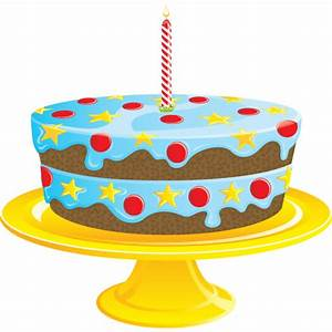 3rd Birthday Cake Clipart - Clipart Suggest