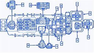 Gm Ev1 1996 Junction Fuse Box  Block Circuit Breaker Diagram  U00bb Carfusebox