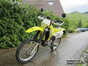 2004 Suzuki Drz 400 E