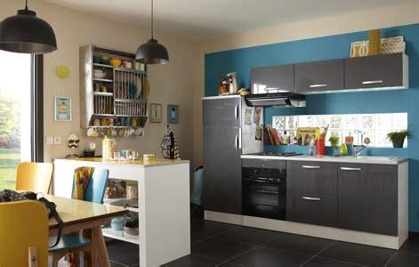 cuisine 3m2 tout savoir sur l 39 aménagement d 39 une cuisine leroy merlin