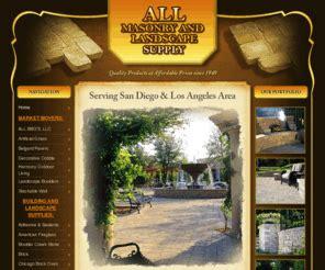 allmasonrylandscape pavers all masonry and landscape