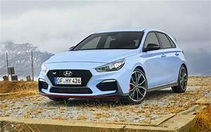 Download Wallpapers Hyundai I30 N Tuning 2018 Cars New