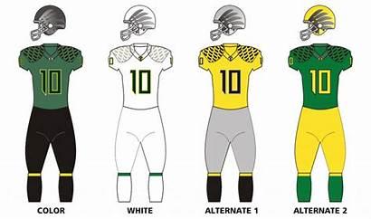Football Oregon Ducks Uniforms Team Teams Wear