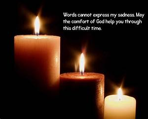 Inspirational Condolences Quotes For Loss Of Son ...