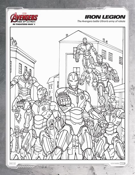 avengers age of ultron coloring sheets 9 fsm media