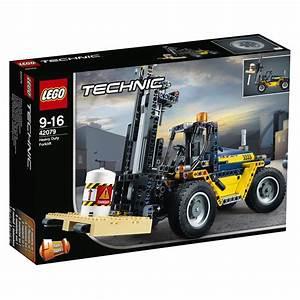 Lego Technic Kaufen : lego technic 42079 schwerlast gabelstapler g nstig kaufen ~ Jslefanu.com Haus und Dekorationen