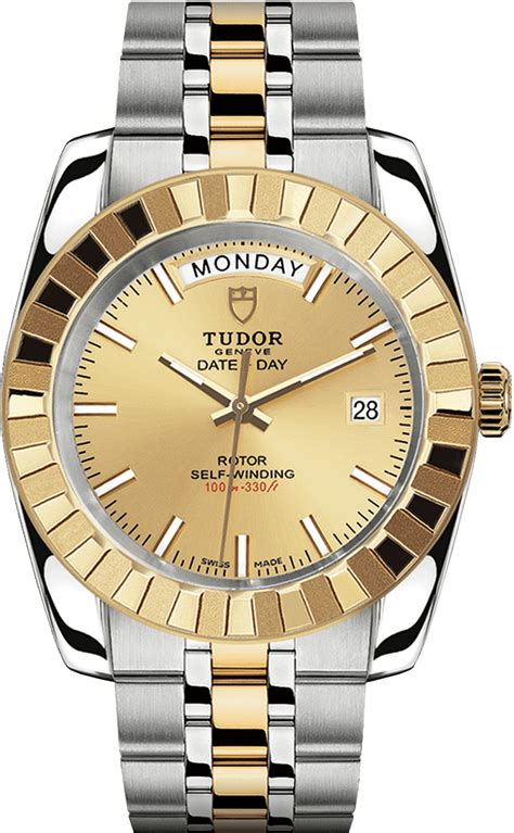 M23013-0023 Tudor Classic Date & Day Watch on Sale