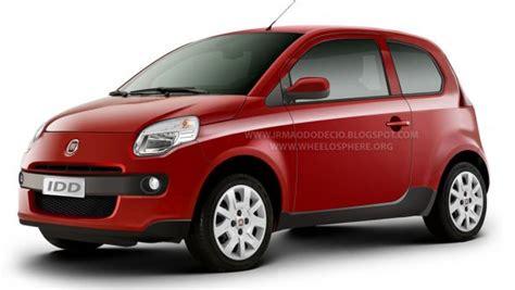 Fiat Brasil by Fiat Brasile Modelli La Nuova Citycar Per Il Brasile