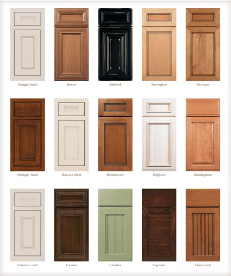 kitchen door styles for cabinets cabinet door styles cabinet door gallery designs in 8049