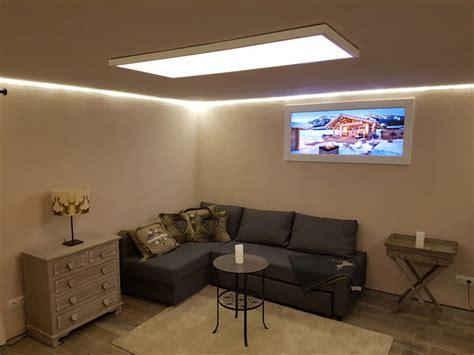 Led Licht Decke by Infrarotheizung Bad Decke Mit Licht Wohn Design
