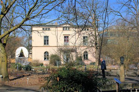 Botanischer Garten Leipzig Adresse by Botanischer Garten Leipzig Zentrum S 252 Dost Stadt Leipzig