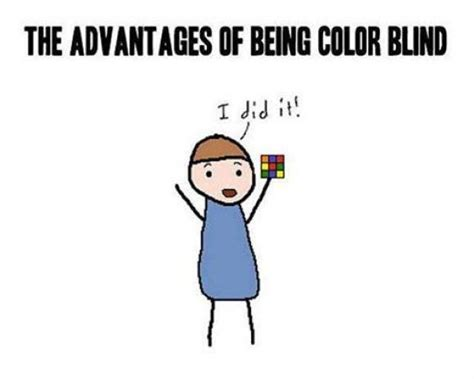 being color blind advantages of being color blind at photo