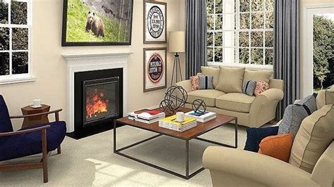 charming small living rooms inspiring design decorating