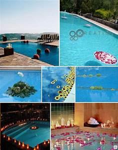 Decoration De Piscine : decoration piscine pour mariage ~ Zukunftsfamilie.com Idées de Décoration