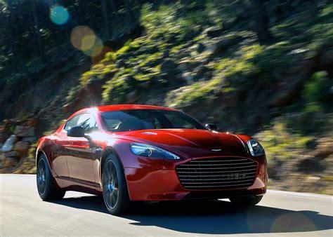 Brand's New Four-door Sports Car