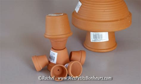 Fabrication Bonhomme En Pot De Terre by Activit 233 D 233 Co Avec Des Minis Pots De Fleurs 233 Pouvantail