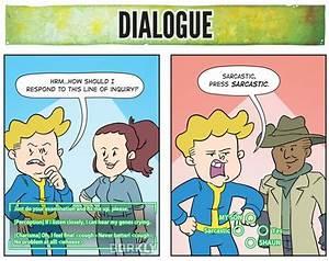 Dorkly Comic: Fallout 3 vs Fallout 4 (#Humor) - Mexgeekeando